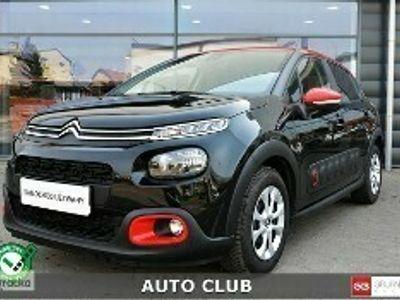 używany Citroën C3 1.2i 82KM FEEL Serwis ASO Gwarancja FV23%