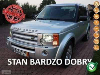 używany Land Rover Discovery 3 TD V6 SE Bezwypadkowy Ideał Perfect z Niemiec!!!7 OSOBOWY!
