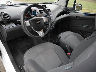 brugt Chevrolet Spark 1dm3 68KM 2010r. 112 000km