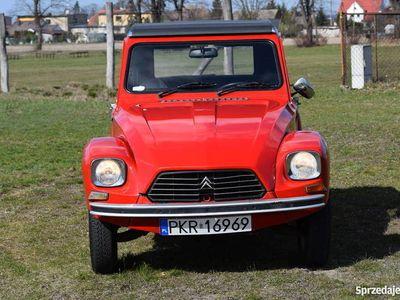 używany Citroën 2CV 3 CV DYANE 6 nie
