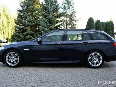 używany BMW 520 2dm 184KM 2013r. 295 000km