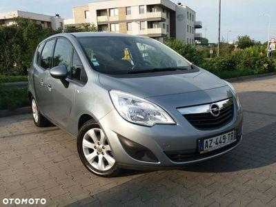 gebraucht Opel Meriva II