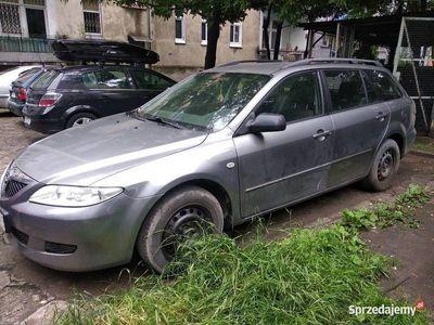 używany Mazda 6 2.0 diesel