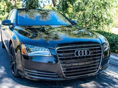 używany Audi A8 4.2dm 372KM 2012r. 115 000km