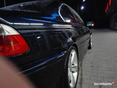 używany BMW 330 e46 coupe ci M pakiet