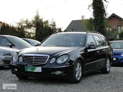used Mercedes 220 Klasa E W211*Avantgarde*Autentyczny Przebieg*2,2CDi*170KM*PL*