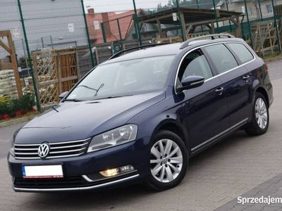 używany VW Passat 1.6dm 105KM 2013r. 168 211km