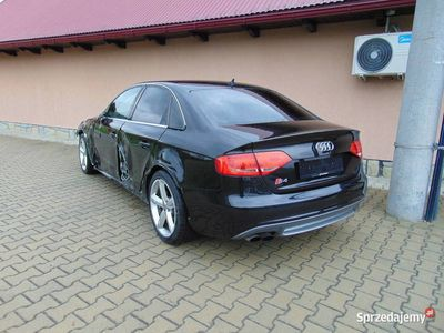 używany Audi S4 EUROPA _ Opłacony _ Pełna Opcja