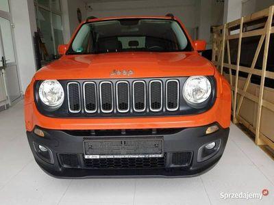używany Jeep Renegade Bardzo ładny! 4X4! Pełen Serwis, 1 rej 2015 I (2014-)