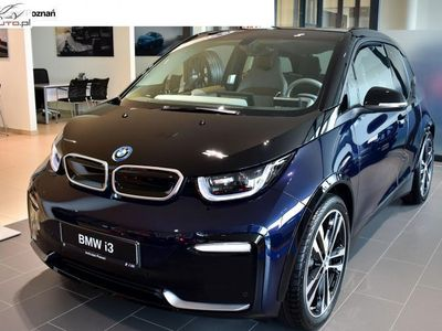 używany BMW i3 0dm3 184KM 2019r. 5km i3s 120Ah 184 KM| Salon Inchcape Poznań