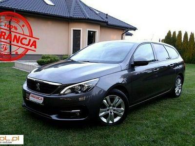 używany Peugeot 308 1.6dm 120KM 2018r. 167 000km