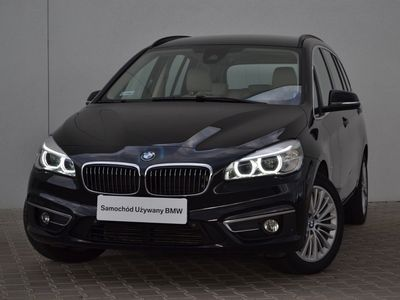 używany BMW 218 i Luxury Line