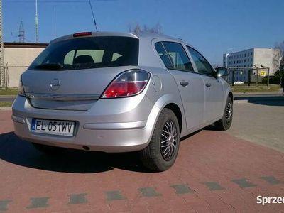 używany Opel Astra 1.6 LPG 2011 Salon Klimatyzacja