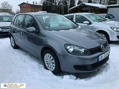 używany VW Golf 1.6dm 105KM 2012r. 214 000km