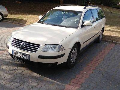 używany VW Passat 1.9TDI Zamiana