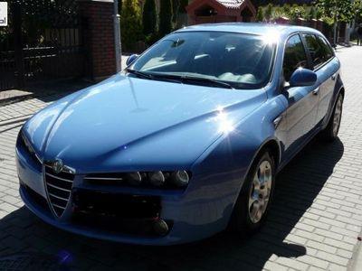 używany Alfa Romeo 159 1.9dm3 150KM 2008r. 199 000km ABS ręczna klima.