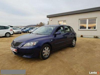 używany Mazda 3 I 1.6 105 KM KLIMA, Elektryka, Zadbany, Ekonomiczny