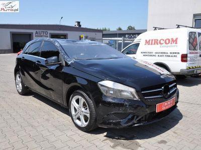 używany Mercedes A200 2dm 111KM 2013r. 68 742km