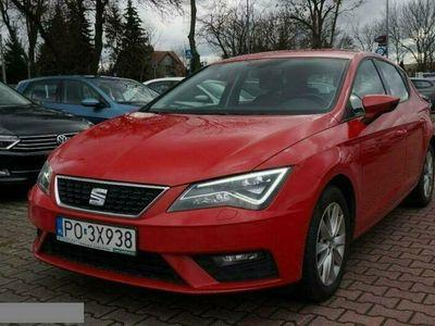 używany Seat Leon 1,6TDI/115KM, Style, Salon PL, FV 23%, PO3X938 III (2012-)