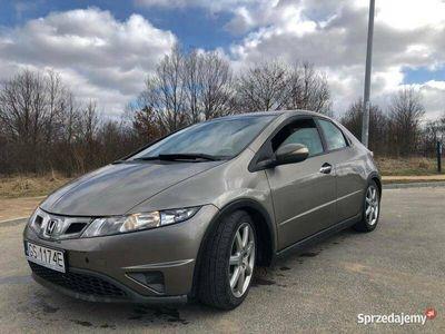 używany Honda Civic 2.2 diesel 2006 rok opłaty długo 140 Km