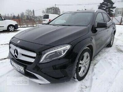 używany Mercedes GLA200 Klasa GLASalon Polska Serwis ASO Bezwypadkowy