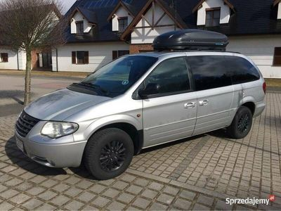 używany Chrysler Grand Voyager STOW&GO LIMITED 2.8 crd