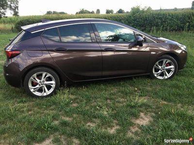 używany Opel Astra K-2017 STAN IDEALNY!!