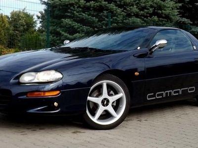 używany Chevrolet Camaro IV 3.8 V6-STAN PERFEKT