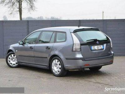 używany Saab 9-3 1.9dm 120KM 2007r. 248 485km