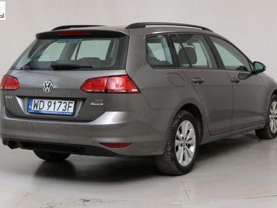 używany VW Golf VII 1.6dm3 105KM 2014r. 134 099km WD9173F # Comfortline # 1.6 TDI 105 KM # Kombi # Serwisowany #