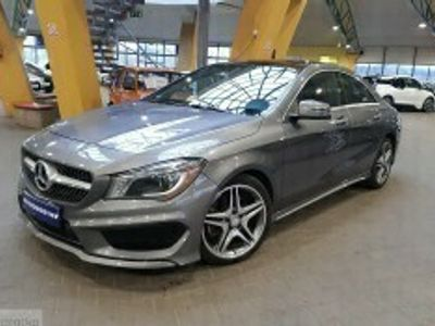 używany Mercedes CLA250 Klasa CLA7G-DCT AMG Line