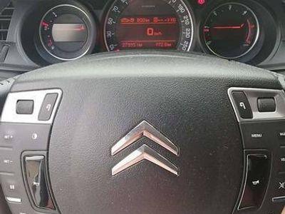 używany Citroën C5 2.0 hdi 2008 rok