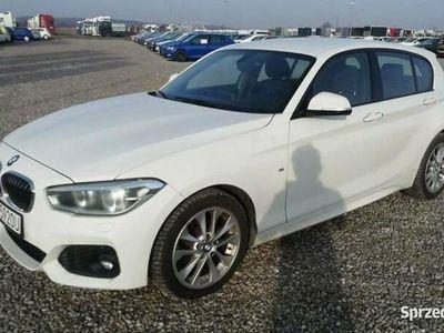 używany BMW 118 F20 (2011-)