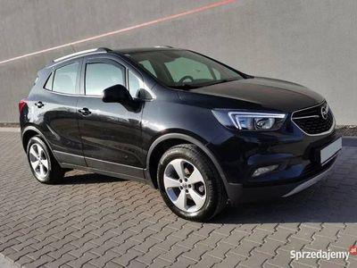 używany Opel Mokka X 2017 1.6cdti 136KM 4x4 FullLed Navi Raty