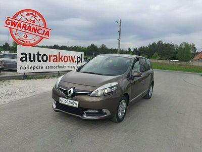 używany Renault Grand Scénic III 1.5dm 110KM 2012r. 179 000km