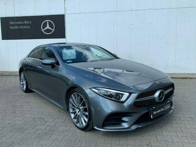 używany Mercedes CLS400 d 4MATIC