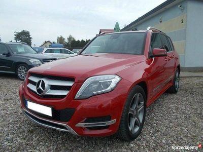 używany Mercedes GLK220 2.2dm 170KM 2012r. 85 712km