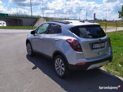 używany Opel Mokka 4x4 automat keyless półskóra mały przebieg