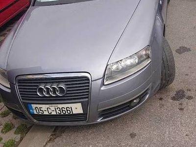 używany Audi A6 c6 2005 2.0tdi