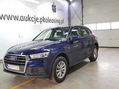 używany Audi Q5 2dm 163KM 2018r. 22 106km