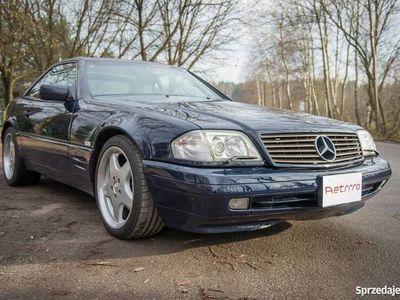 używany Mercedes SL320 z Japonii 1996 r. 108 tys. km