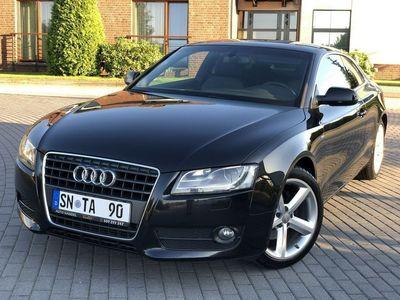 używany Audi A5 I (8T) S-Line x2 Xenon Led Navi BangOlufsen Skóra Serwis ASO Jak Nowy !!!