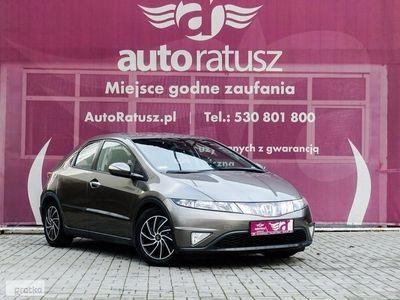 używany Honda Civic VIII Salon Polska 1,8 benzyna Serwisowany Bezwypadkowy polecam, Warszawa
