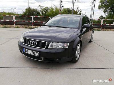 używany Audi A4 B6, kombi, 1.8T benzyna 163KM, 2003r, bezwypadkowy.