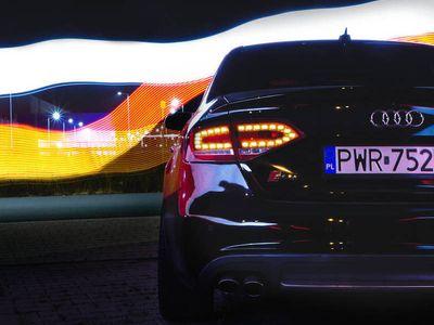 używany Audi S4 B8 - serwisowany, dolot, aktywny wydech, sport diff