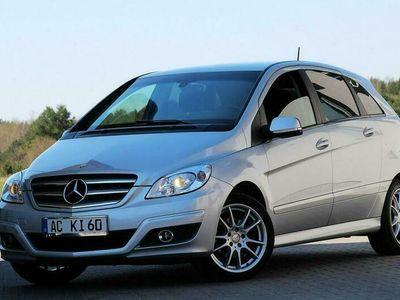 używany Mercedes B180 109KM Klima Podgrze.Fotele Sensory Lift Niemcy W245 (2005-2011)