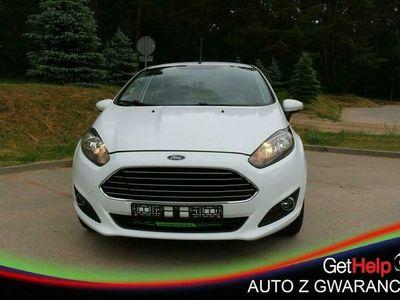 używany Ford Fiesta 1.4 benzyna + LPG/BRC • Gwarancja w cenie auta Mk7 (2008-)