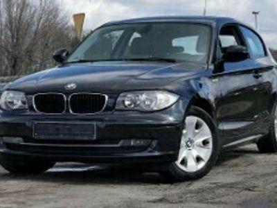 używany BMW 118 SERIA 1 D nawigacja AUTOMAT