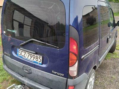 używany Renault Kangoo diesel tanio zamiana