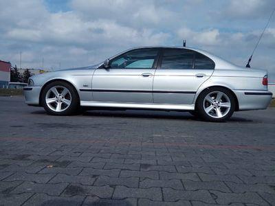 używany BMW 530 E39 D M-PAKIET,LIFT, SKÓRY, PDC, SZYBER, XSENON,
